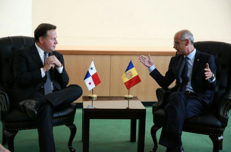 Varela negocia con Andorra un acuerdo para recuperar dineros por caso Odebrecht