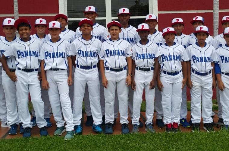 Panamá debuta con triunfo en Panamericano Sub-12 de Béisbol