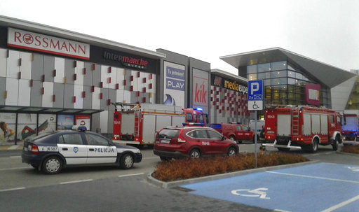 Un muerto y ocho heridos tras un ataque con cuchillo en Polonia