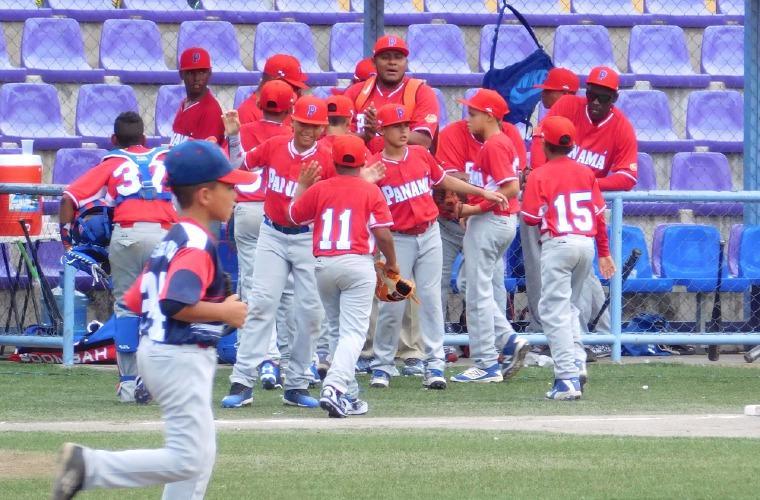 Panamá triunfó en sub 12 ante Nicaragua