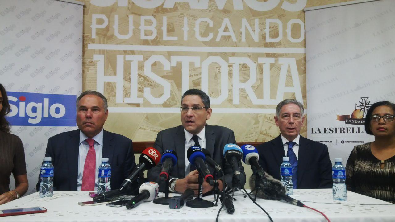 Grupo editorial panameño deja de ser afectado por lista negra de EEUU