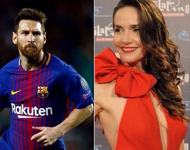 Más famosa en Rusia que Messi — Natalia Oreiro