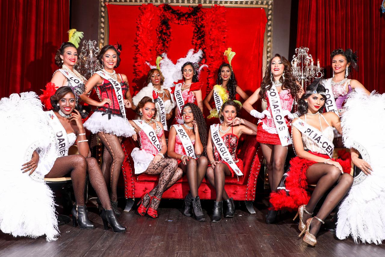 Carnaval de Panamá 2018 ya tiene reina, Yanidia Maure