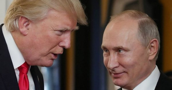 Confirman Putin y Trump determinación de vencer al Estado Islámico en Siria