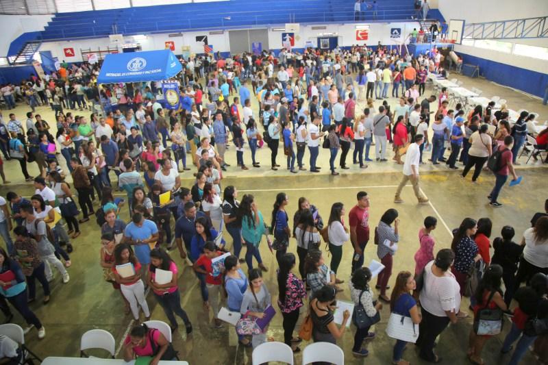 Feria de empleo para universitarios de la UTP