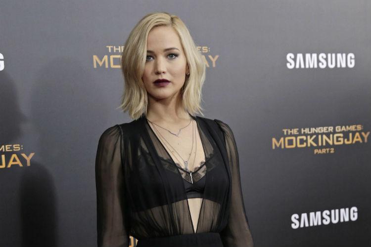 Jennifer Lawrence se sintió violada tras la difusión de sus fotos íntimas