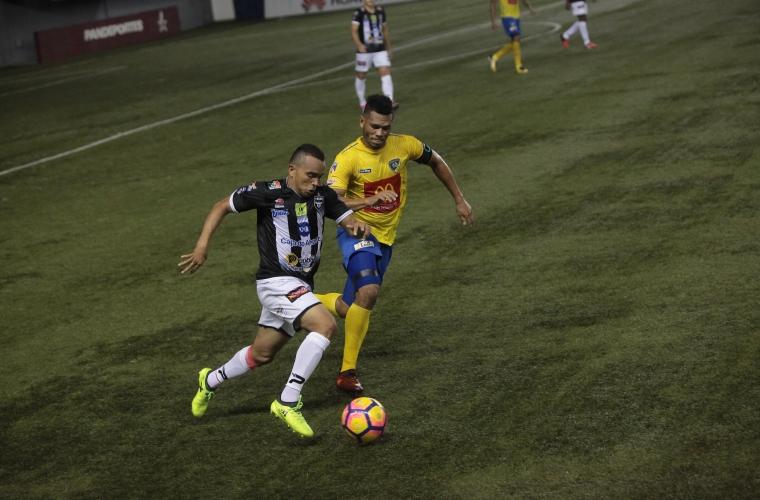 Árabe Unido clasifica a la final del Apertura 2017 de la LPF