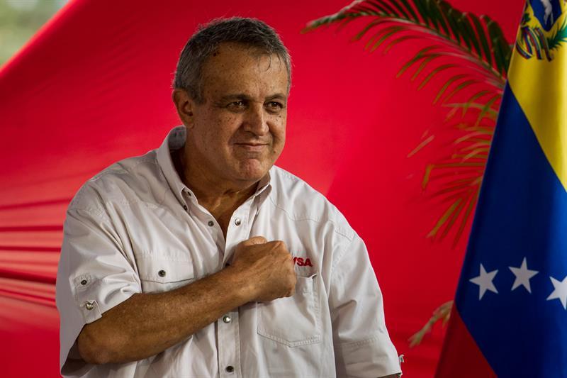 Militares venezolanos detuvieron a Eulogio del Pino y Nelson Martínez por corrupción