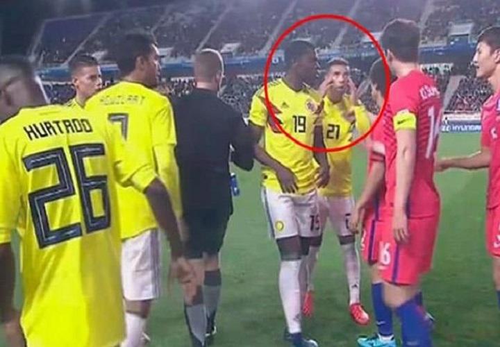 Cardona puede ser sancionado y quedarse sin Mundial