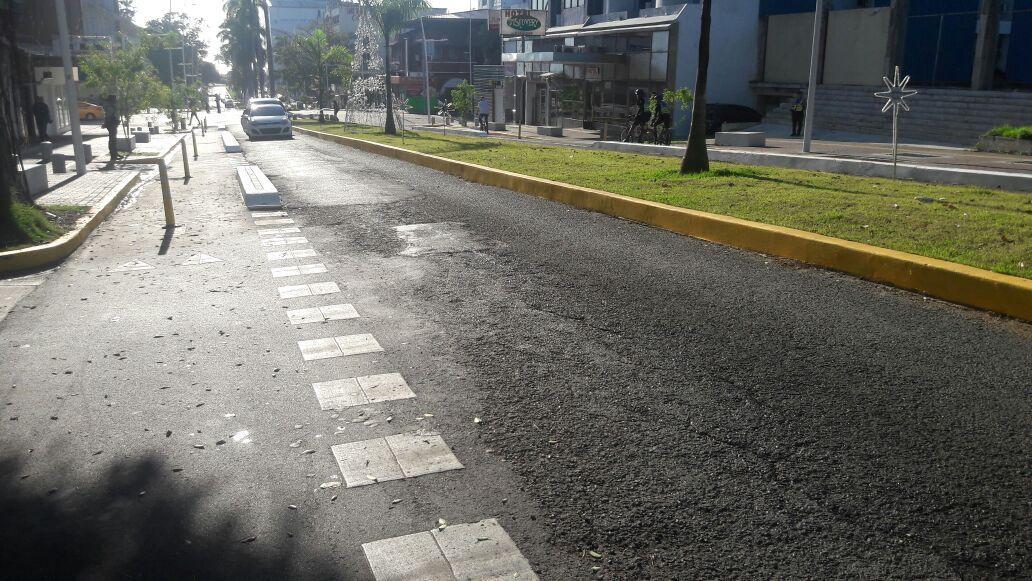 Nueva cara para la avenida Ecuador