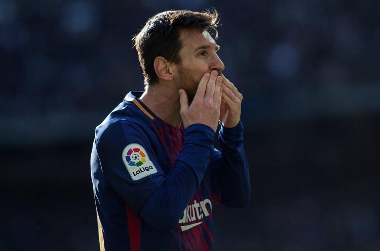 Barcelona goleó al real Madrid por 3-0