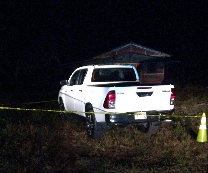 Hombres armados roban en casa del gobernador de Chiriquí