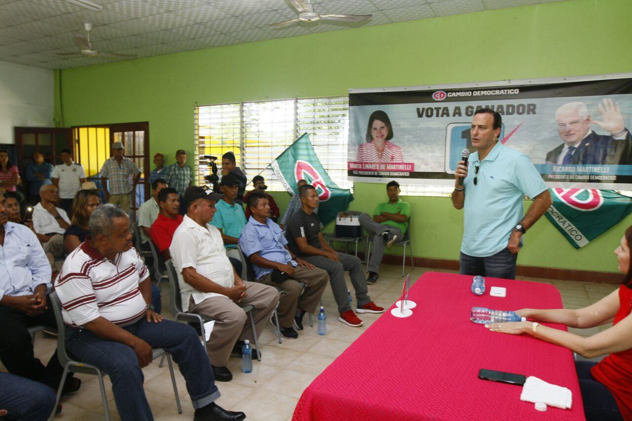 Tribunal Electoral autoriza a CD para hacer campaña en elecciones internas