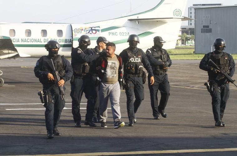 Capturan a narcotraficante panameño conocido como