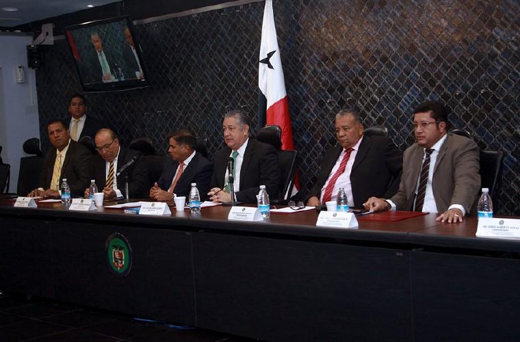 Comisión de Credenciales retoma proceso de consultas ciudadanas