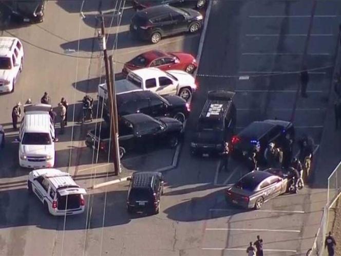 Detienen a menor tras tiroteo en escuela de Texas