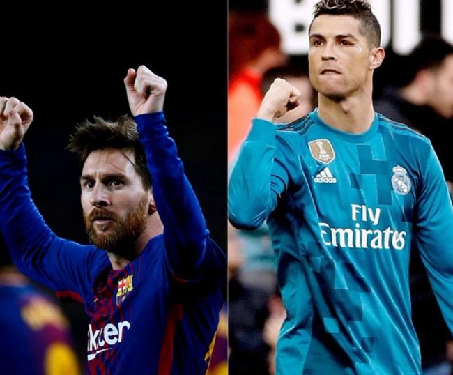Goles polémicos de Messi y Suárez dieron triunfo al Barcelona