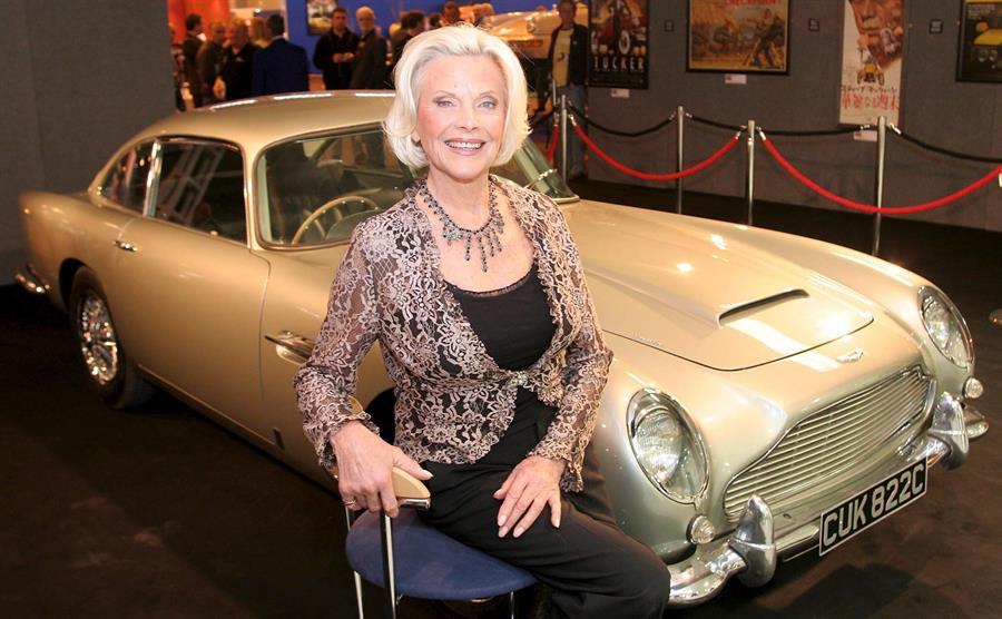 Dolor en el mundo del cine: murió una famosa chica Bond