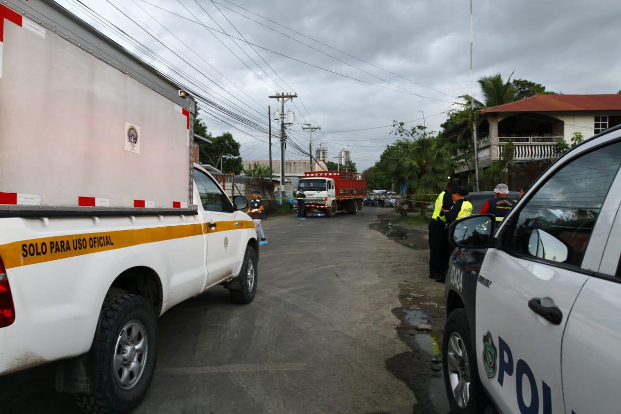 b9b484dfa11eb Menor muere atropellado en Juan Díaz
