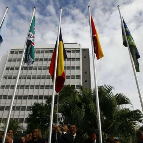 Este martes 2 de enero de 2018 se instaló el cuarto periodo de sesiones ordinarias en la Asamblea Nacional de Diputados. Fotos  Edwards Santos