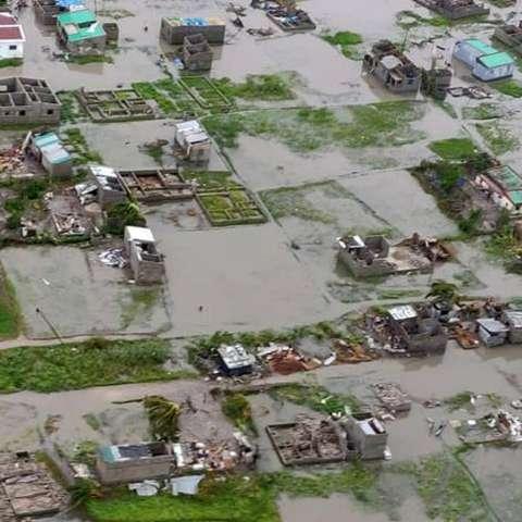 El ciclón Idai podría llegar a ser la tormenta más mortal en generaciones para golpear al empobrecido país del sudeste africano de 30 millones de personas. AP