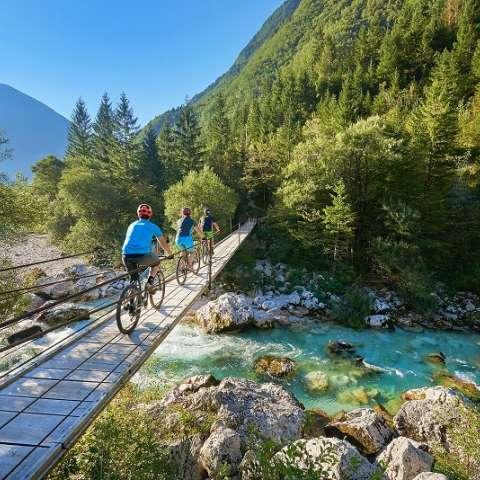 Eslovenia, pasión por el ciclismo