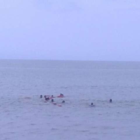 La víctima no sabía nadar.  / Foto: @Sinaproc_Panama