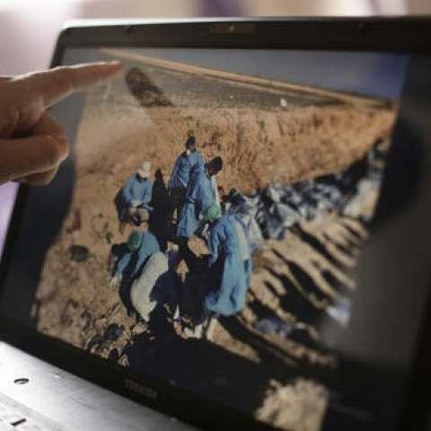 Estado Islámico no ha intentado esconder sus atrocidades.   /  Foto: AP