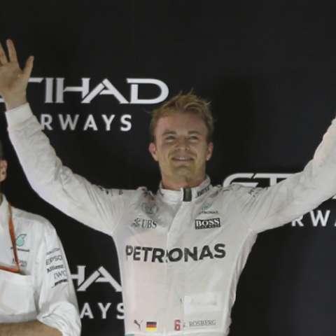 Nico Rosberg debutó en 2006 en la Fórmula Uno. Foto: AP