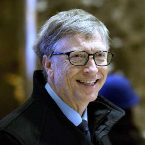 Bill Gates: Su nombre se ha convertido en sinónimo de multimillonario. Su fortuna se calcula entre los $75.000 millones.  /  Foto: AP