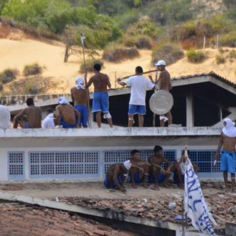 Cárcel en Brasil.