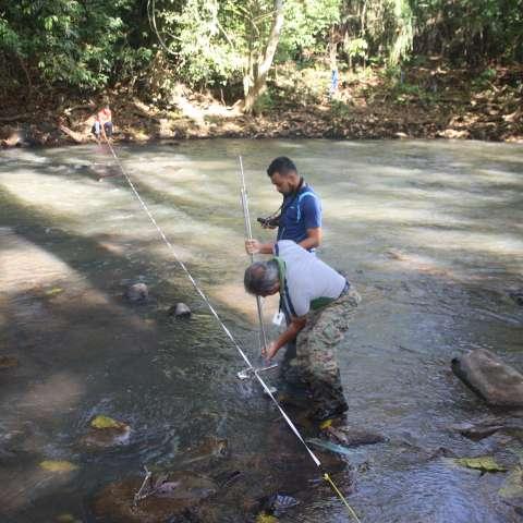 Se está considerando aprobar un límite de seis permisos de extracción de agua para fines recreativos.  /  Foto: Eric Montenegro