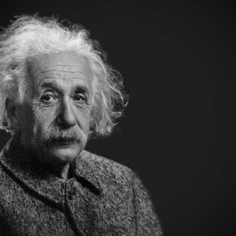 Alberto Einstein.  /  Foto: Pixabay