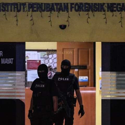 Fuentes de los servicios secretos y la prensa malasia anunciaba la llegada el lunes por la noche desde Macao del hijo de Kim Jong-Nam, Kim Han-Sol, informaciones que la AFP no pudo confirmar. /  Foto: AFP