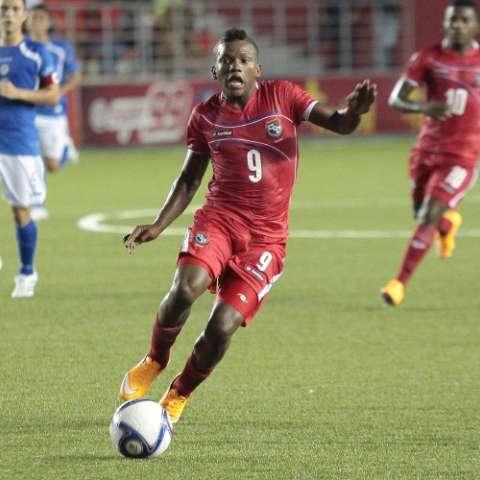 Ronaldo Córdoba, jugador del seleccionado panameño Sub-20. Foto:Fepafut