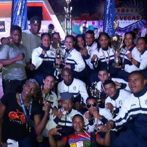 La Policía Nacional ganó el torneo Interfuerza. Foto: Cortesía