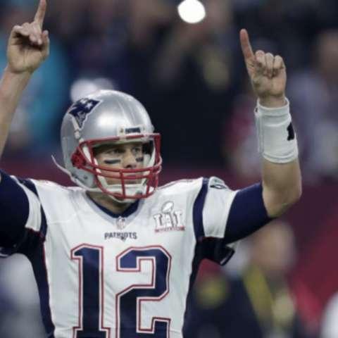Tom Brady puso la denuncia el 6 de febrero. Foto: AP
