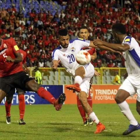 Panamá viene de una dolorosa derrota ante Trinidad y Tobago. Foto EFE