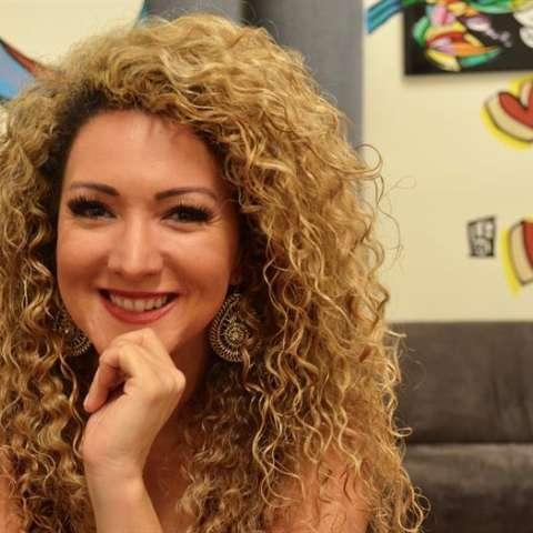 En la imagen la cantante panameña Erika Ender. EFE/Archivo