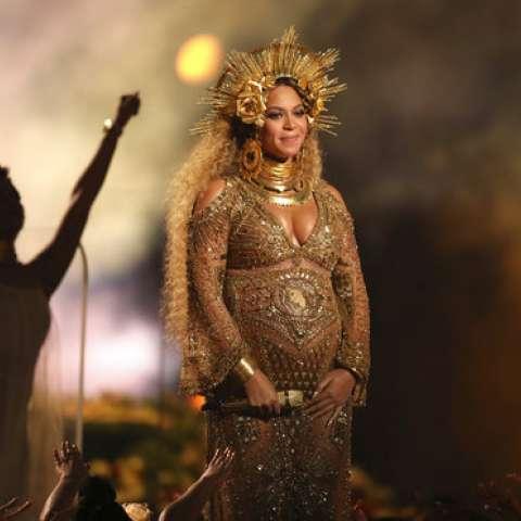 Beyonce y Jay Z ya tienen una hija, Blue Ivy, de 5 años.  /  Foto: AP