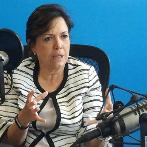 María Calviño. Radio Panamá