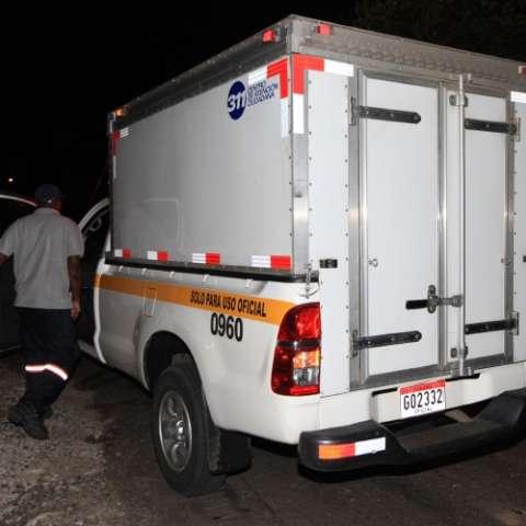 El cuerpo fue llevado a la morgue.  Foto Ilustrativa