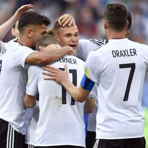 México nunca ha podido vencer a Alemania (cuatro cotejos). Foto: AP