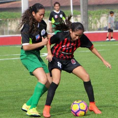 Sporting ganó con facilidad. Foto: Cortesía Fepafut