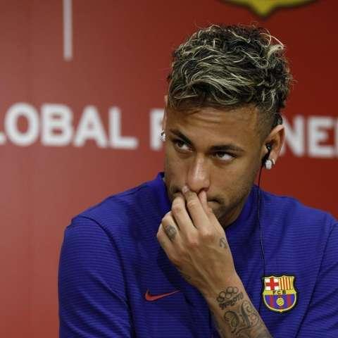 Bartomeu afirmó que Neymar está contento con el equipo. Foto: EFE