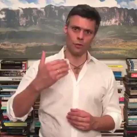 Captura de video EFE