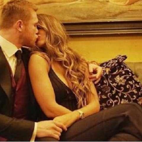"""La modelo venezolana dijo que su relación """"está bien"""". Foto: Instagram"""