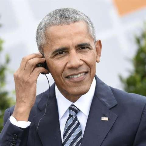 En la imagen, el expresidente de Estados Unidos Barack Obama. EFE/Archivo