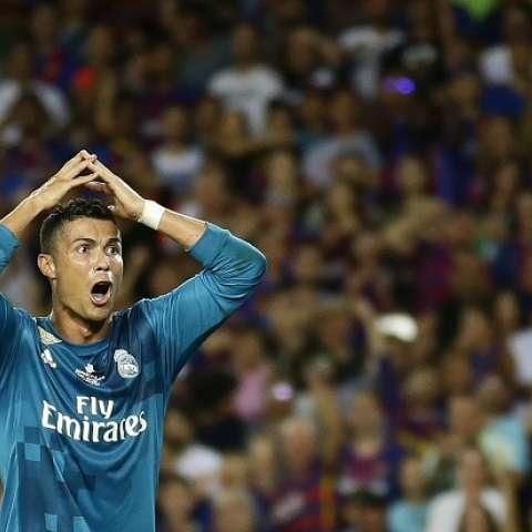 Cristiano Ronaldo fue suspendido cinco partidos de suspensión. Foto: AP