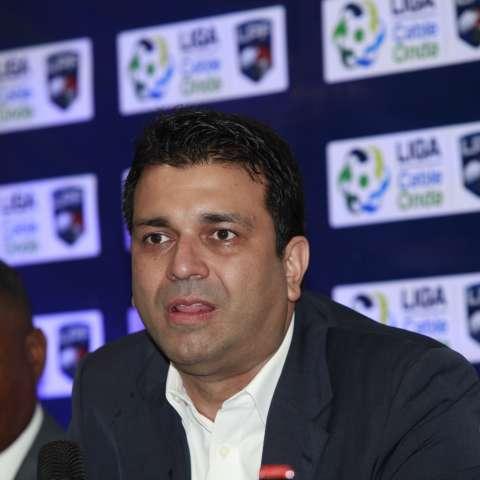 Gian Castillero también preside el club Plaza Amador/ EFE